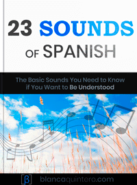 free ebook 23 sounds the foundation to improve your spanish pronunciation